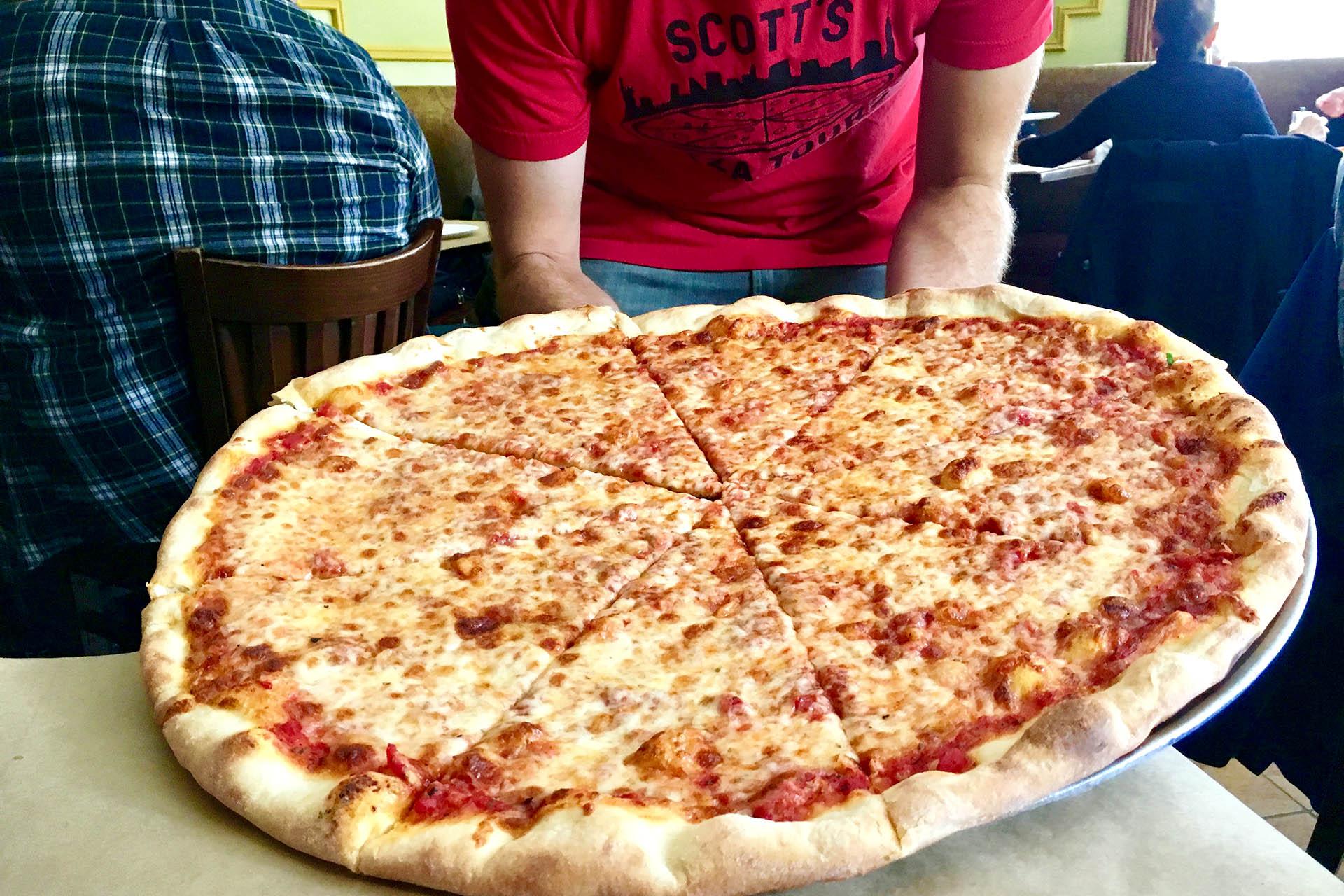 scott's pizza tours nyc dani's pizza kew gardens