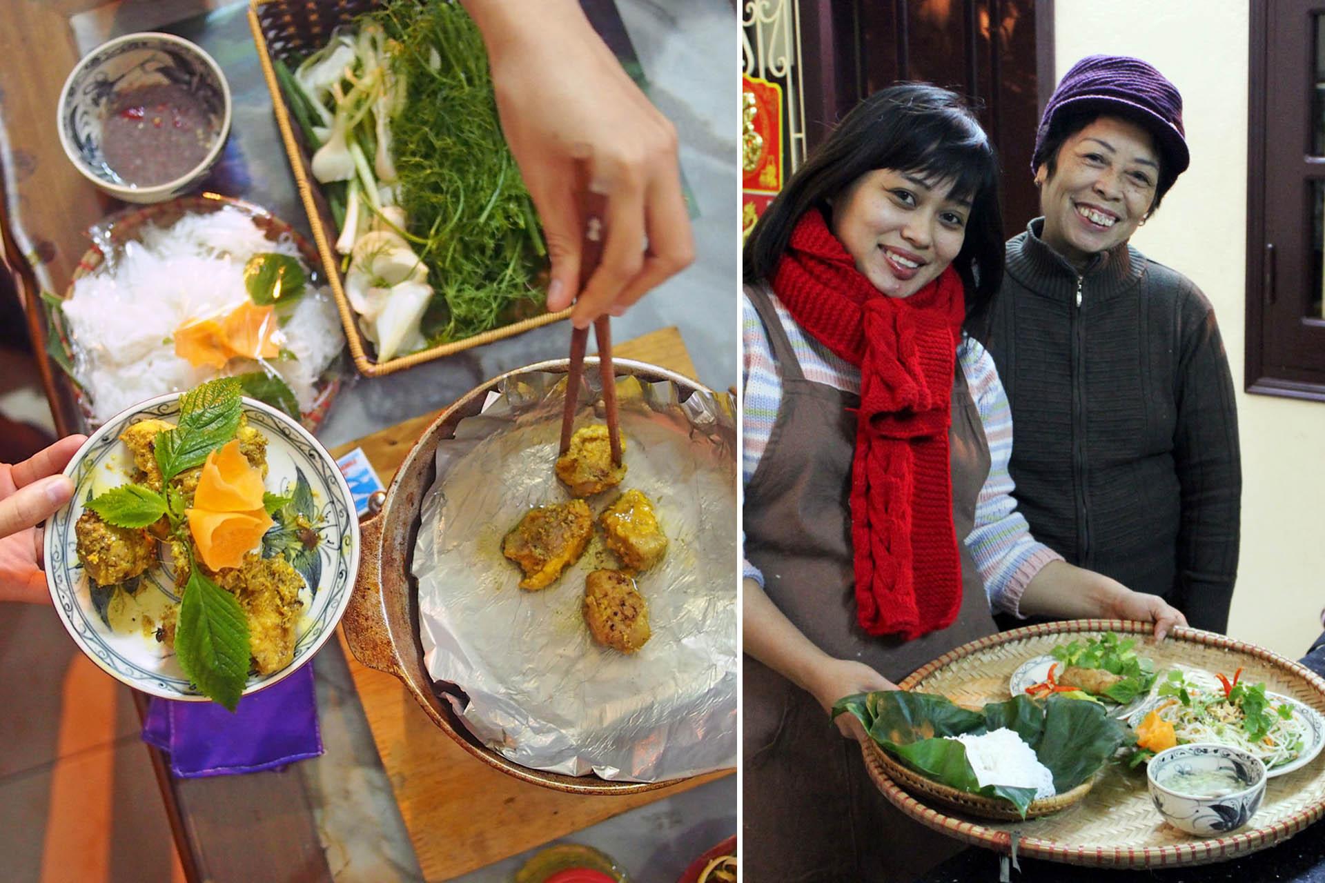 traveling spoon hanoi vietnam cooking class bitesee